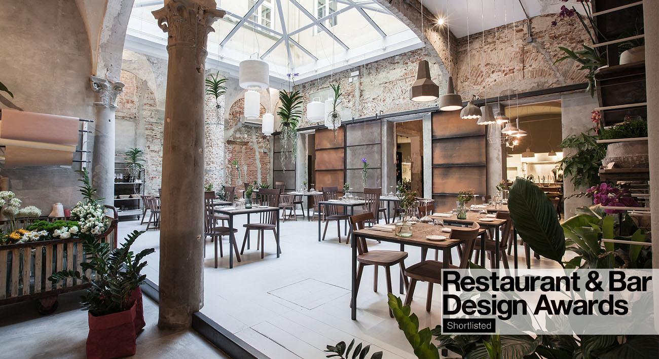 Restaurant&Bar Design Awards, La Menagere, Q-bic