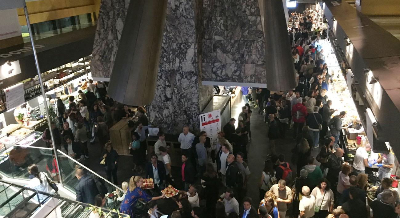 Mercato Centrale Roma, Stazione Termini